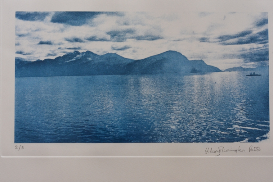 Fjords 22 ETCHING